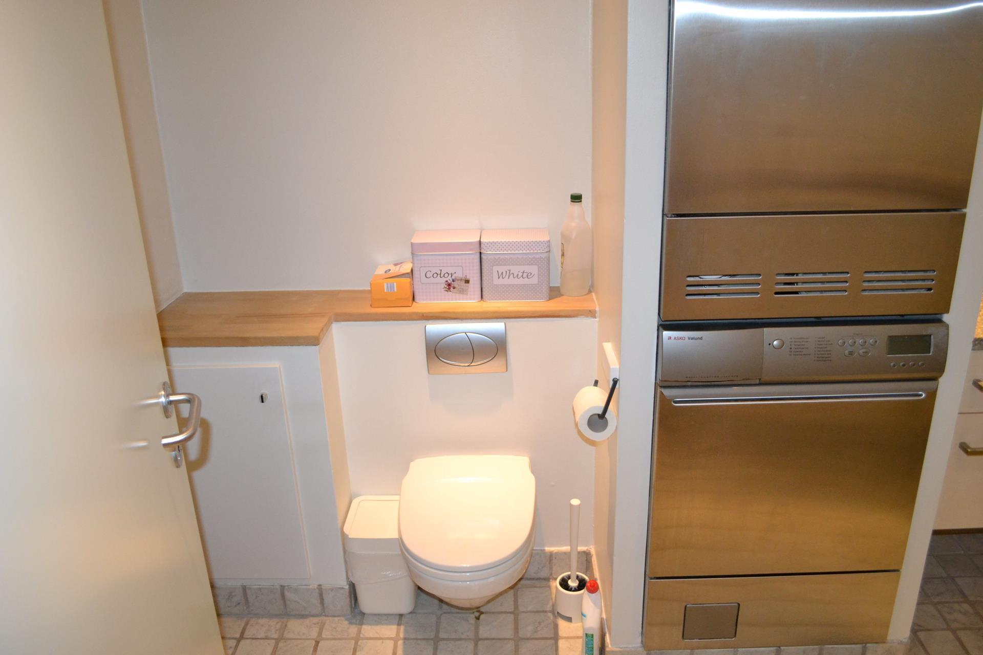 Boligudlejning på Østergade i Assens - Badeværelse
