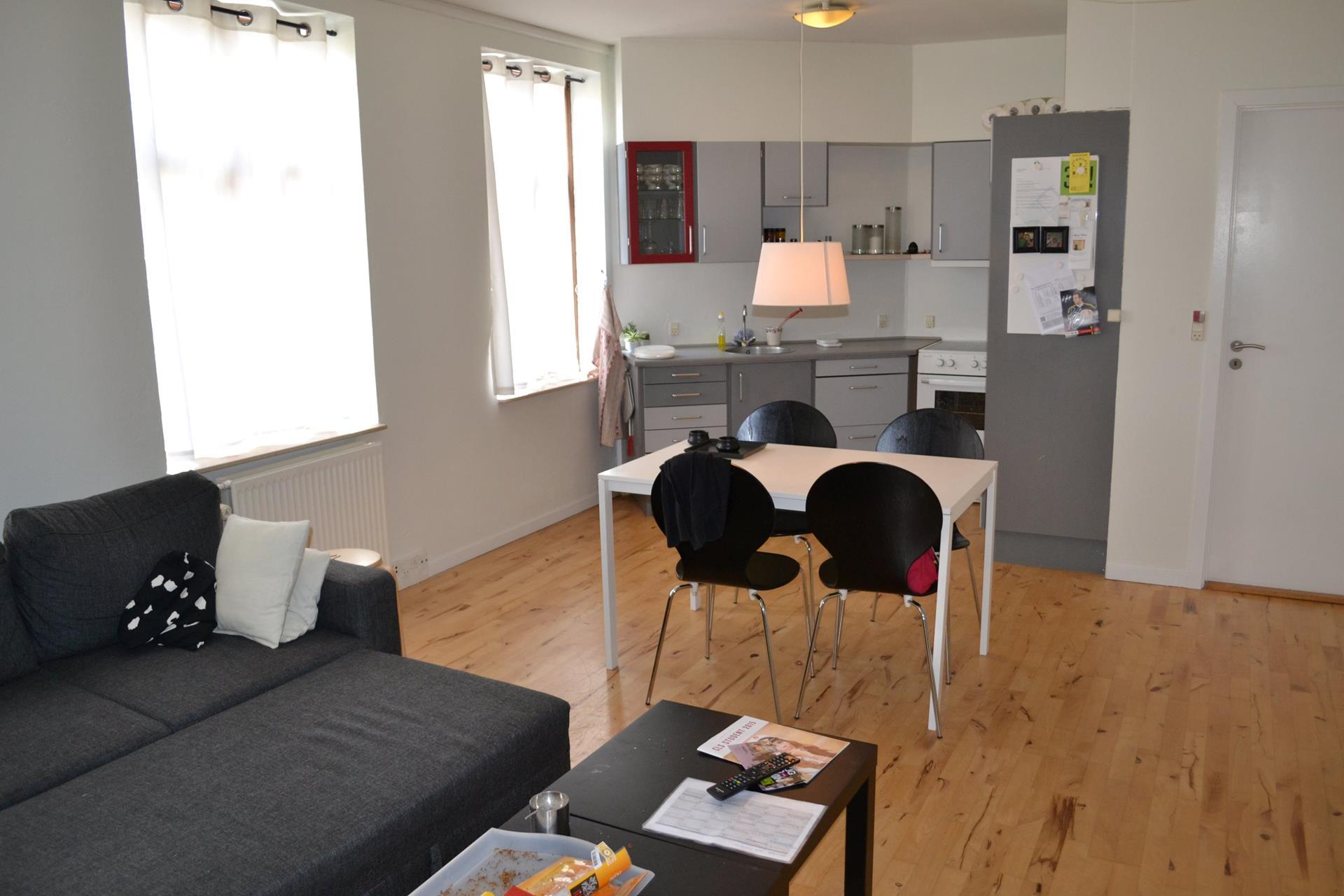 Boligudlejning på Østergade i Assens - Køkken alrum