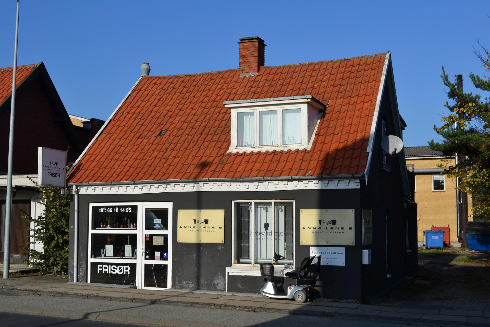 Boligudlejning på Bogensevej i Odense N - Facade