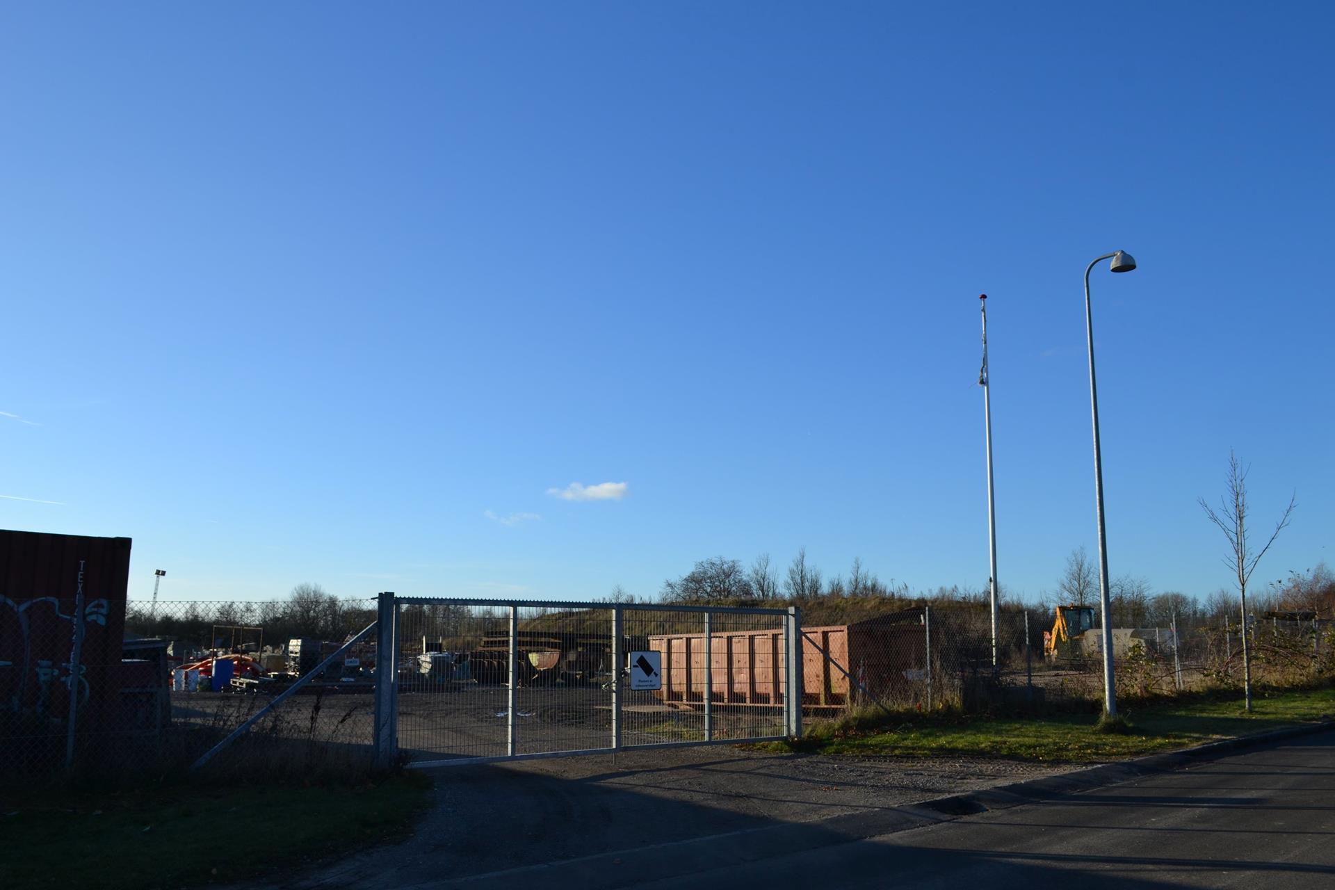 Erhvervsgrund på Teknikvej i Odense S - Grund