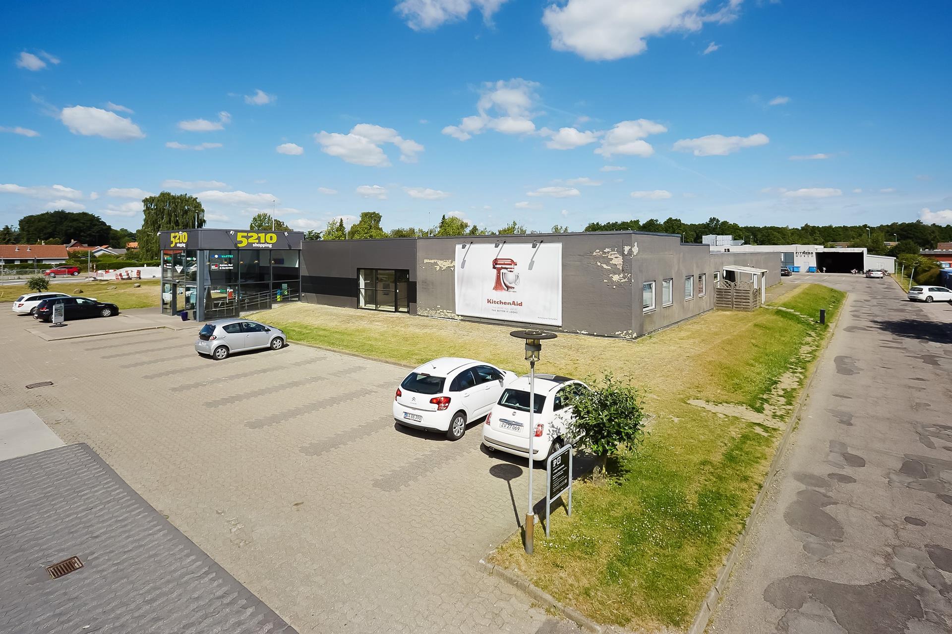 Detail på Tarupvej i Odense NV - Andet