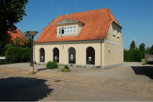 Detail på Odensevej i Søndersø - Ejendommen