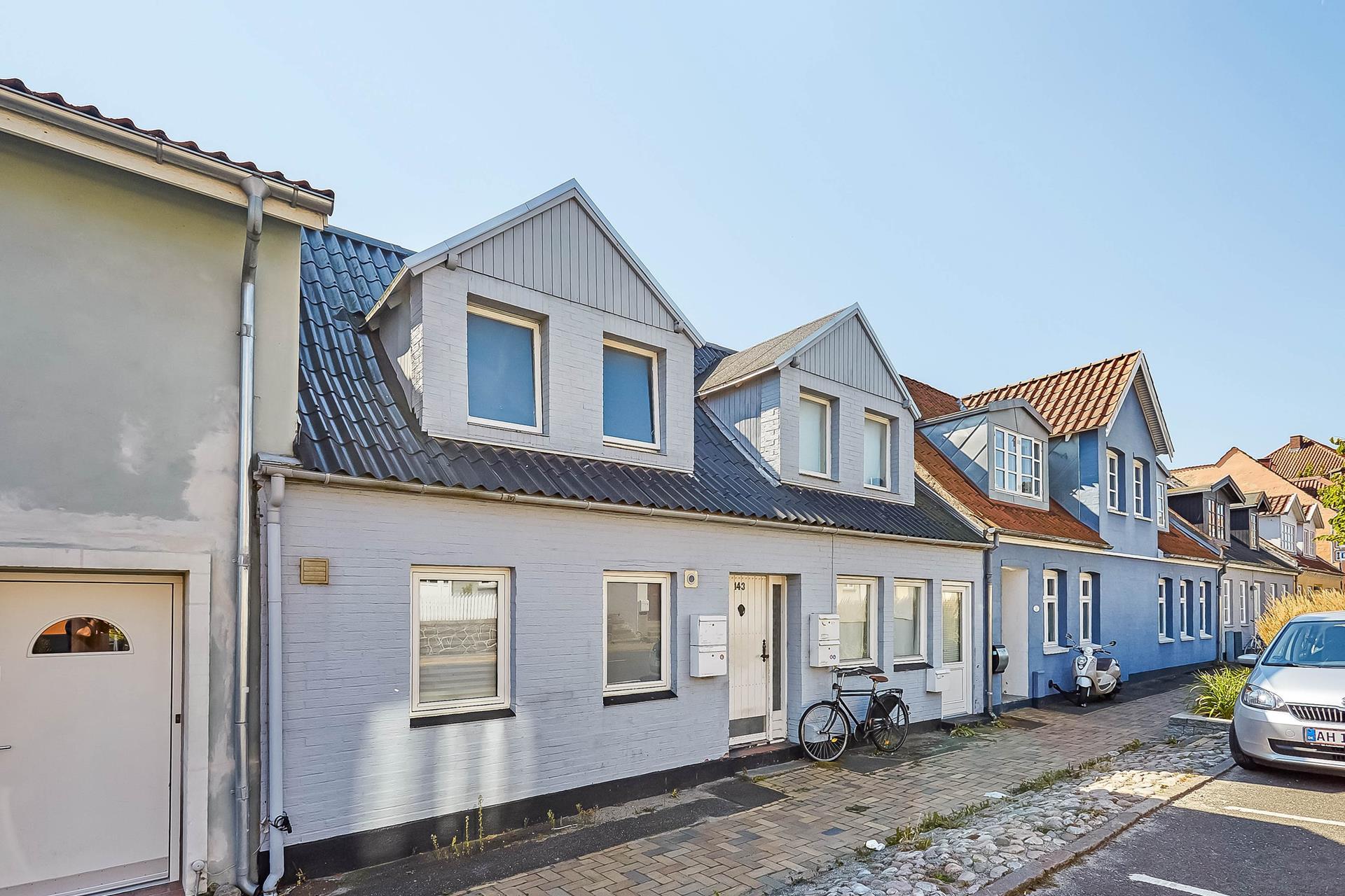 Boligudlejning på Skt. Jørgens Gade i Odense C - Ejendommen