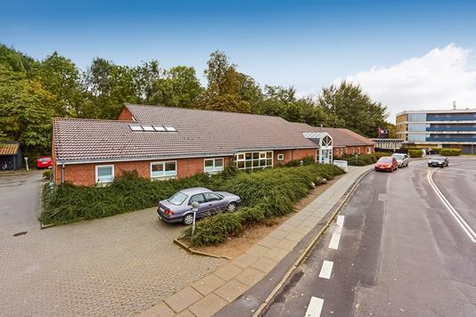Kontor på Næsbyhovedvej i Odense N - Mastefoto