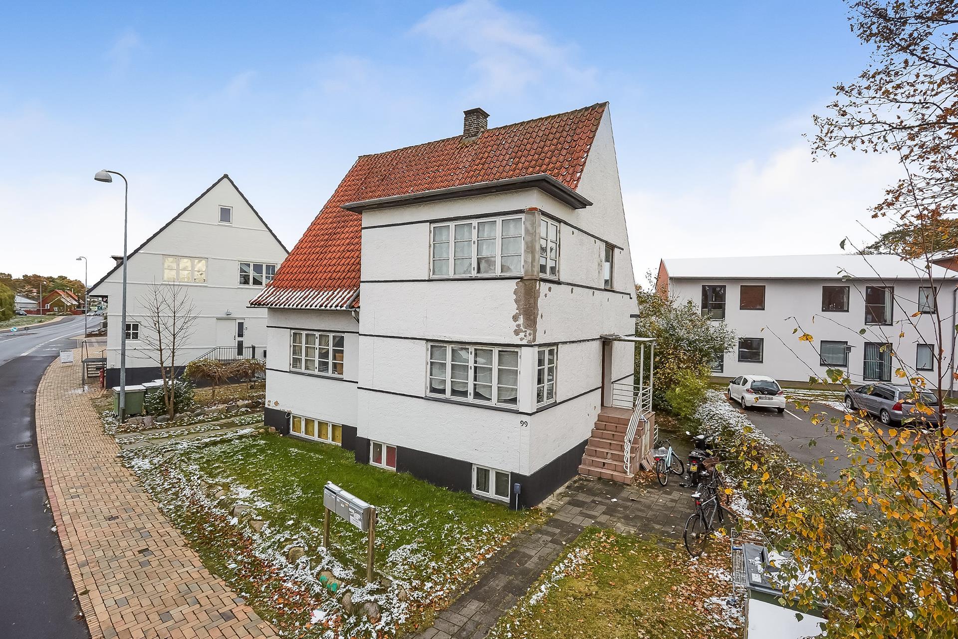 Boligudlejning på Kochsgade i Odense C - Ejendommen