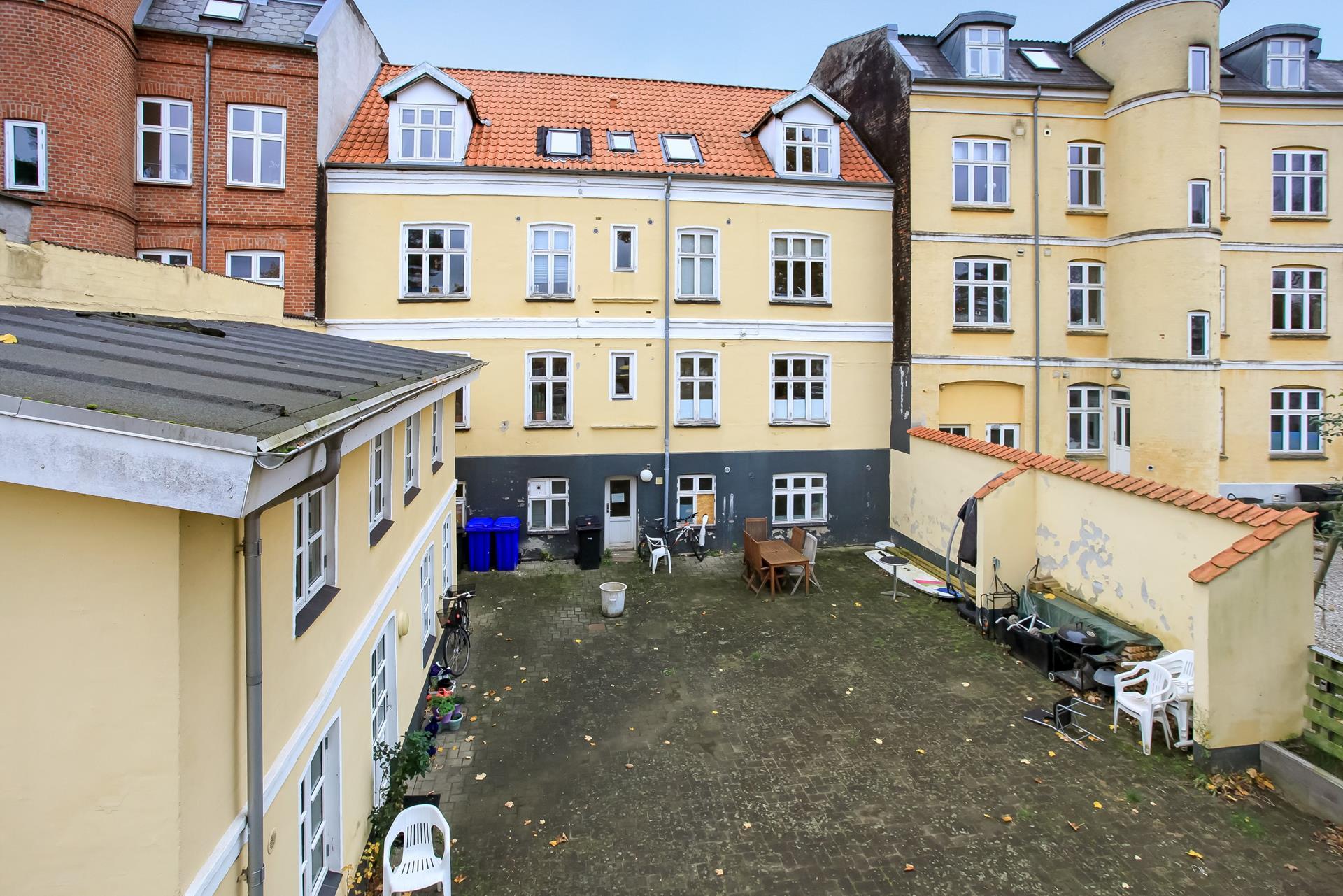 Boligudlejning på Gormsgade i Vejle - Facade