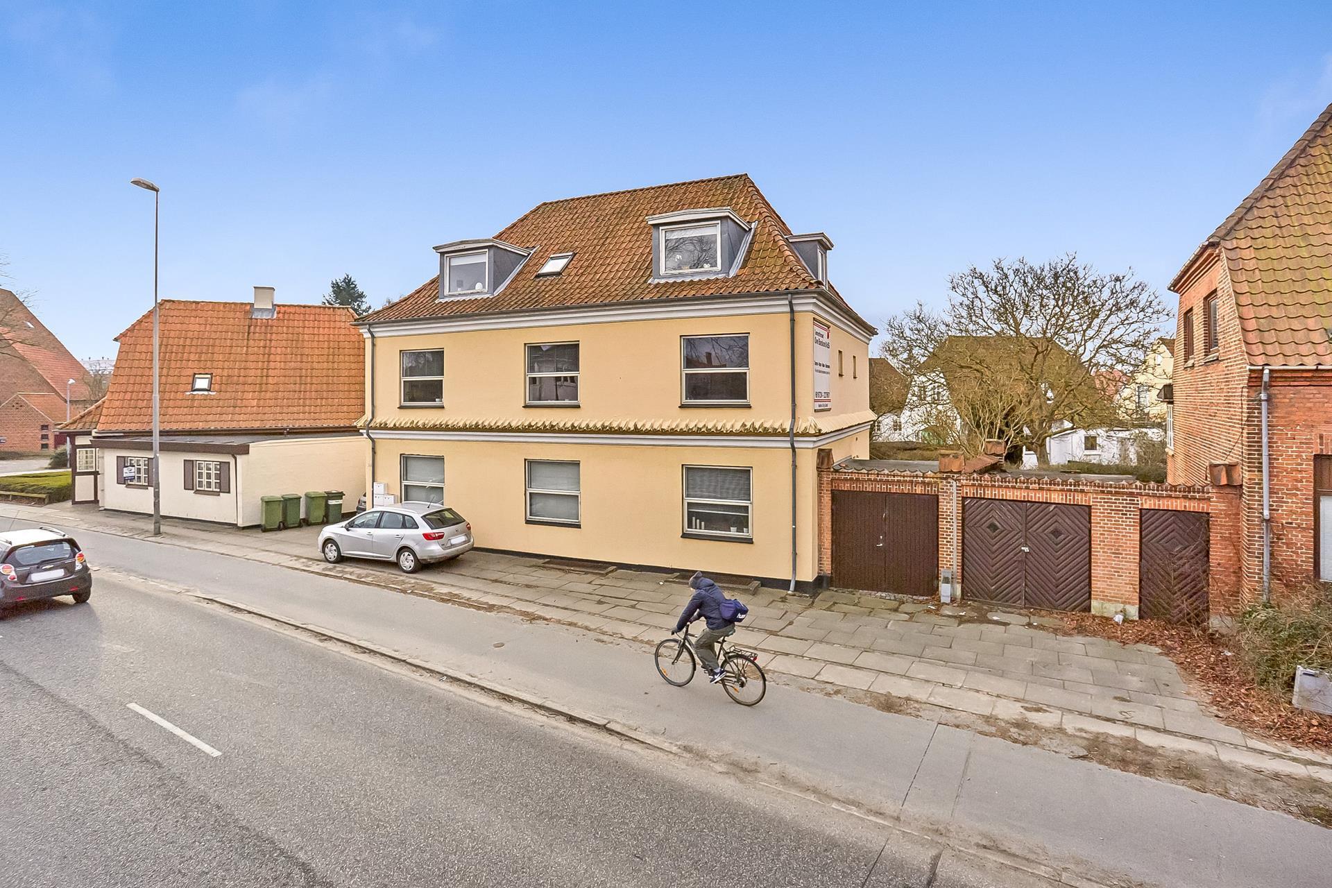 Boligudlejning på Rugårdsvej i Odense C - Mastefoto