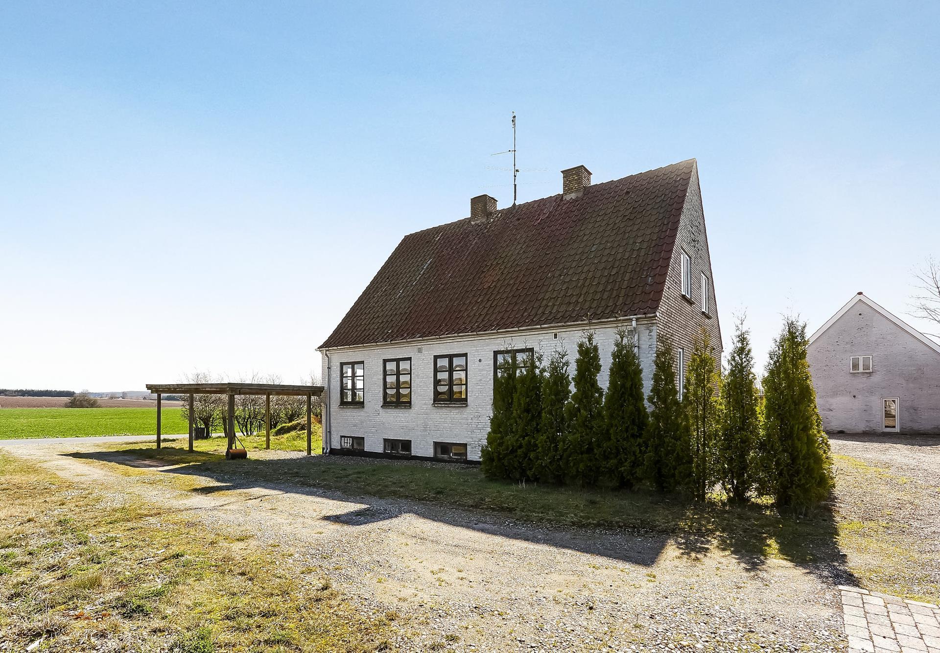 Boligudlejning på Hedevej i Stenstrup - Ejendommen