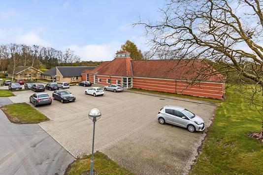 Kontor på Middelfartvej i Odense V - Facade