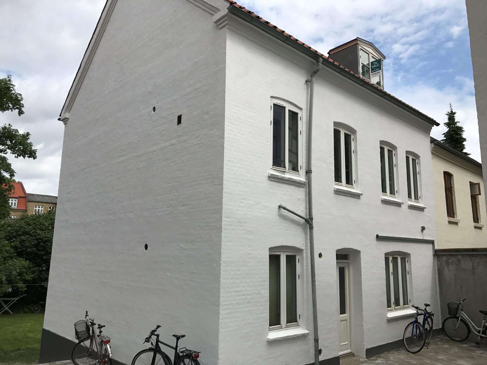 Boligudlejning på Georgsgade i Odense C - Ejendommen