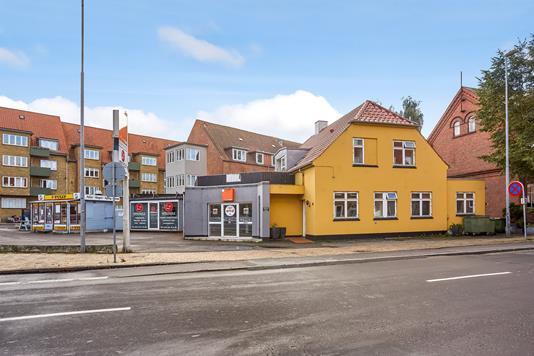 Boligudlejning på Nyborgvej i Odense C - Facade