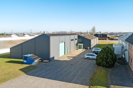 Produktion/lager på Damgårdvej i Middelfart - Andet