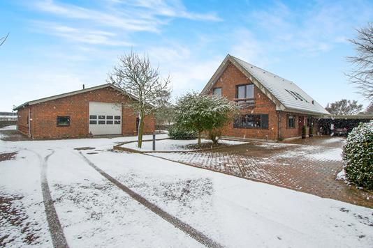 Produktion/lager på Ullerupvej i Skamby - Andet