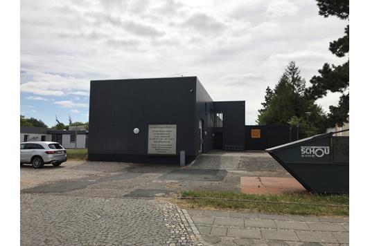 Produktion/lager på Klokkestøbervej i Odense M - Facade