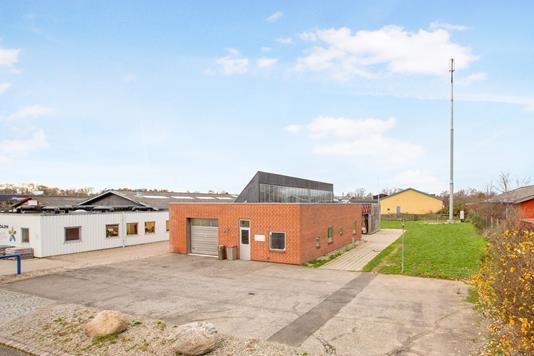 Produktion/lager på Herluf Trolles Vej i Odense SØ - Ejendom 1