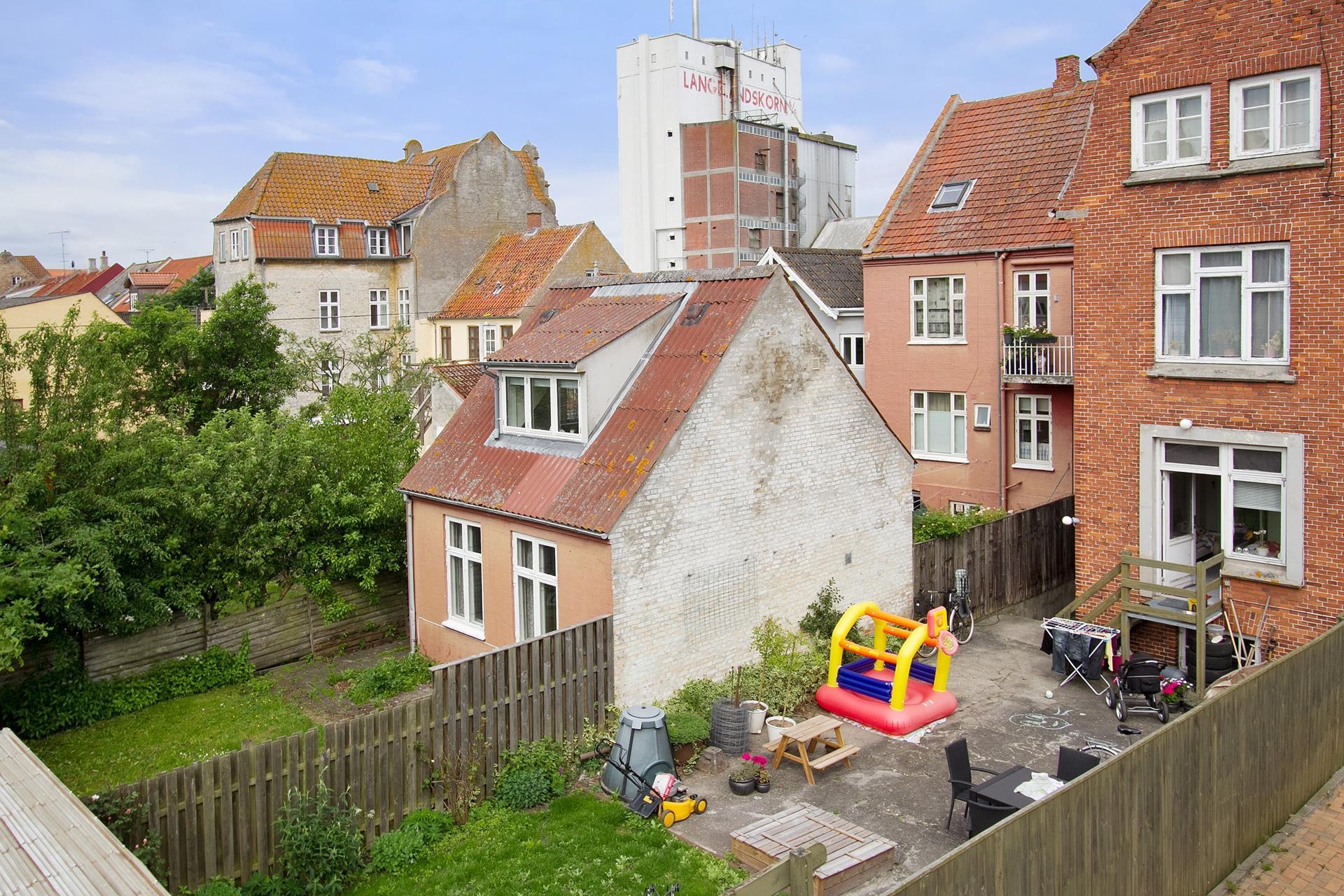 Boligudlejning på Havnegade i Rudkøbing - Udsigt