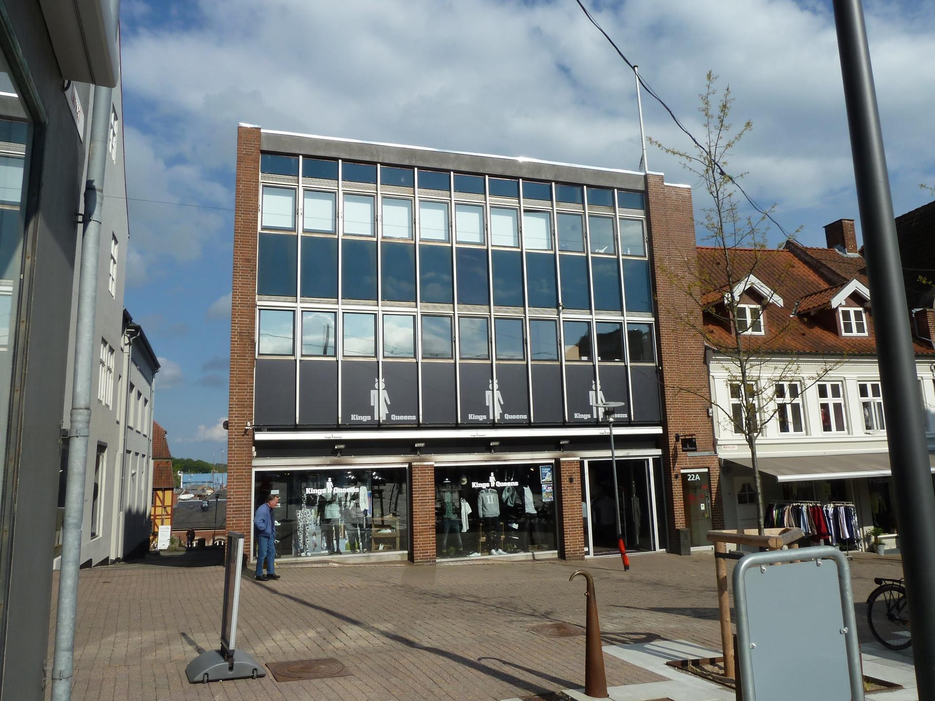 Bolig/erhverv på Møllergade i Svendborg - Andet