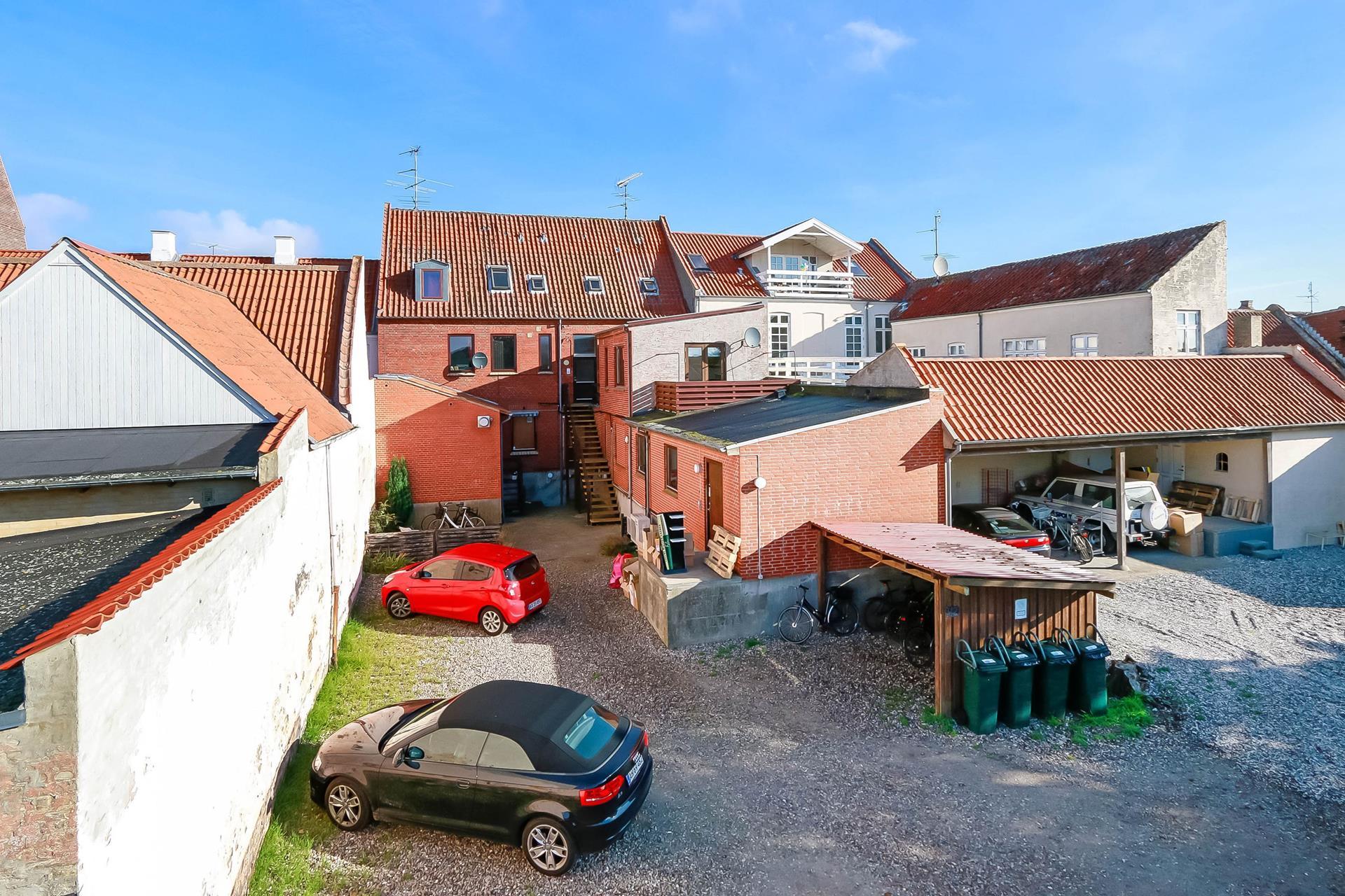 Bolig/erhverv på Østergade i Rudkøbing - Andet