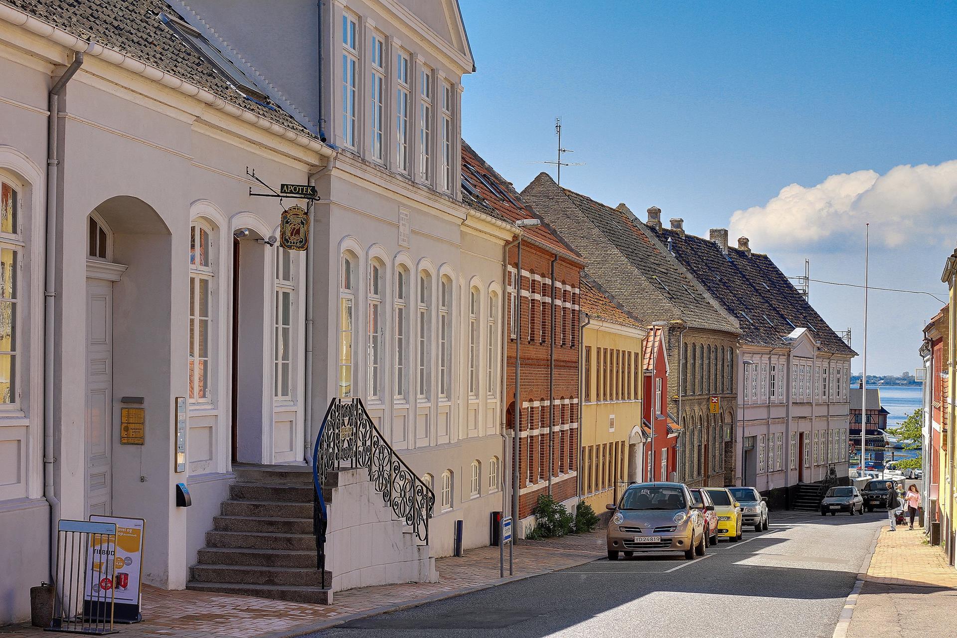 Bolig/erhverv på Brogade i Rudkøbing - Andet