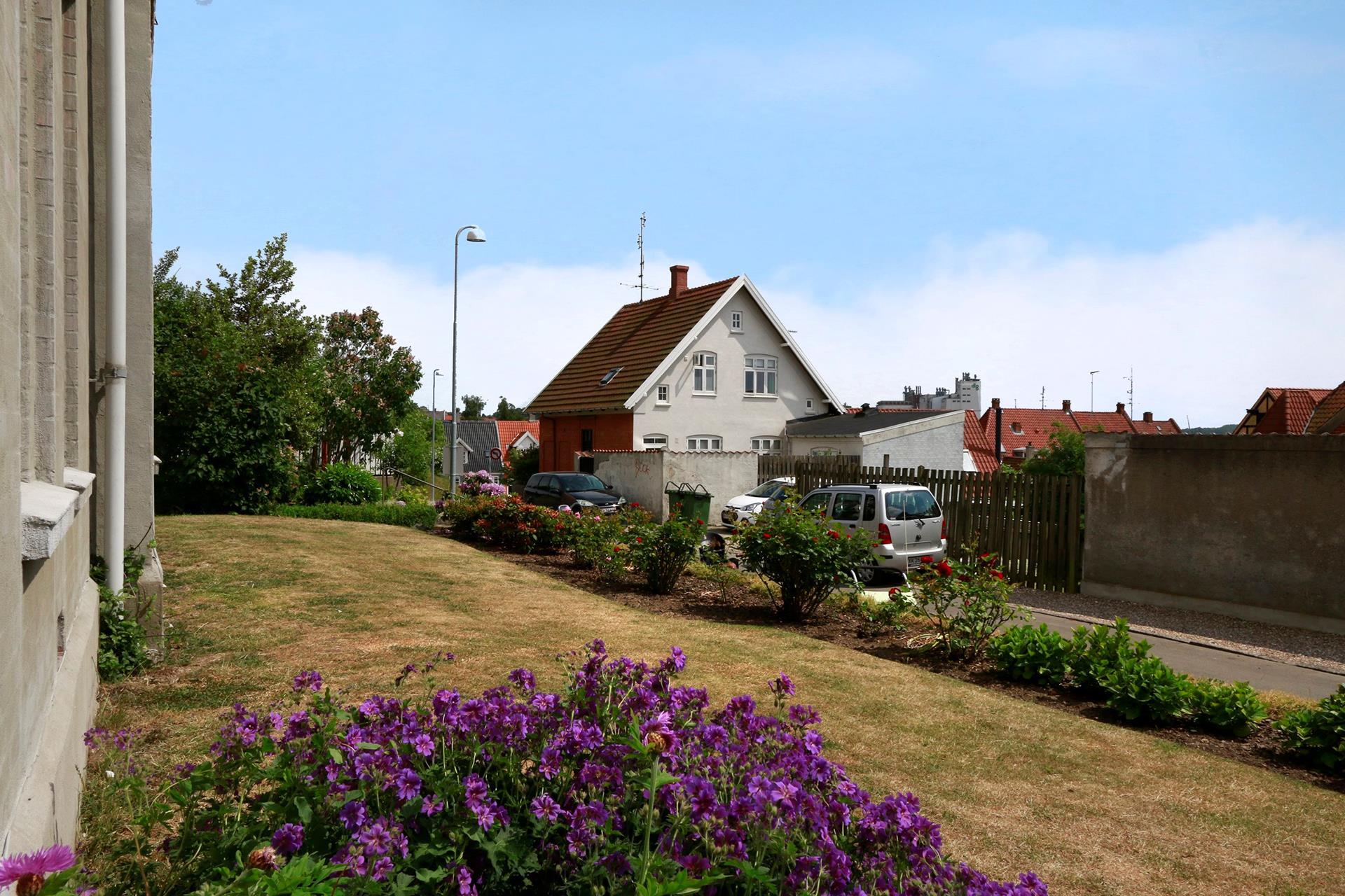 Boligudlejning på Albechsvej i Svendborg - Ejendommen