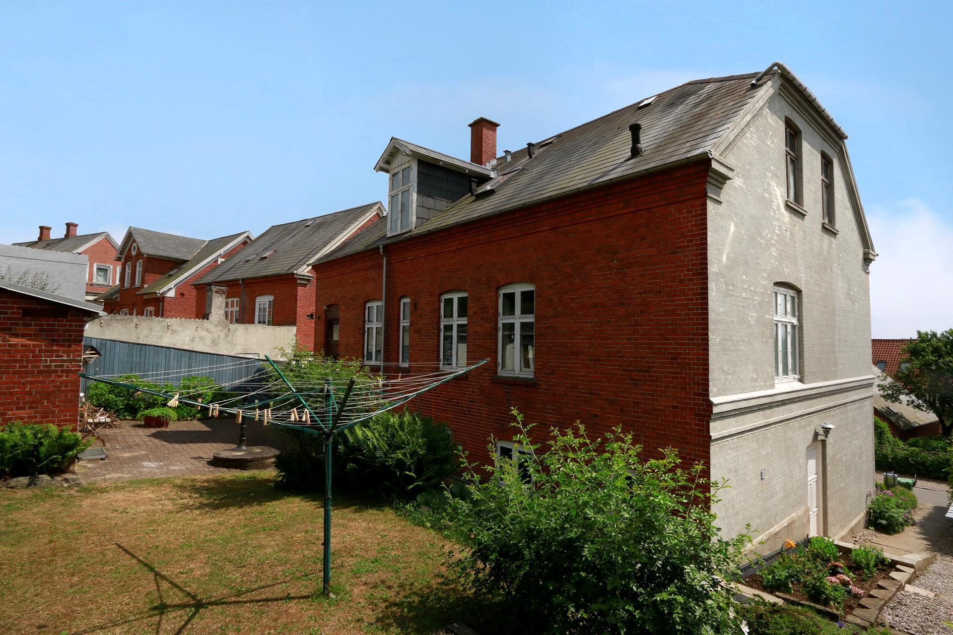 Boligudlejning på Albechsvej i Svendborg - Have