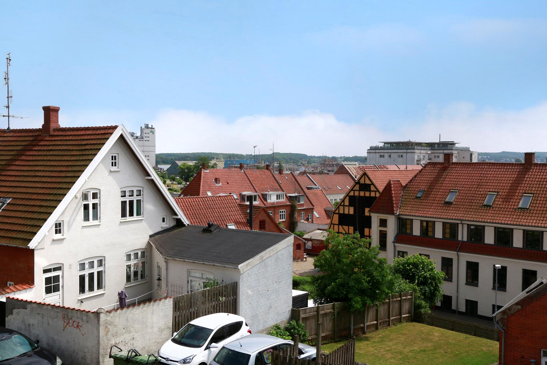 Boligudlejning på Albechsvej i Svendborg - Udsigt