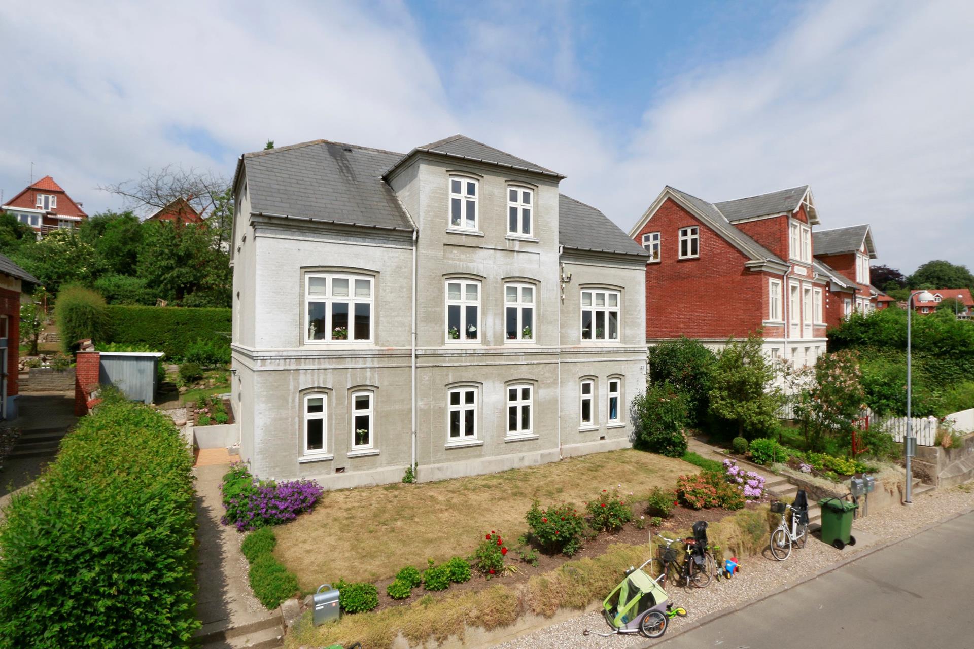 Boligudlejning på Albechsvej i Svendborg - Mastefoto