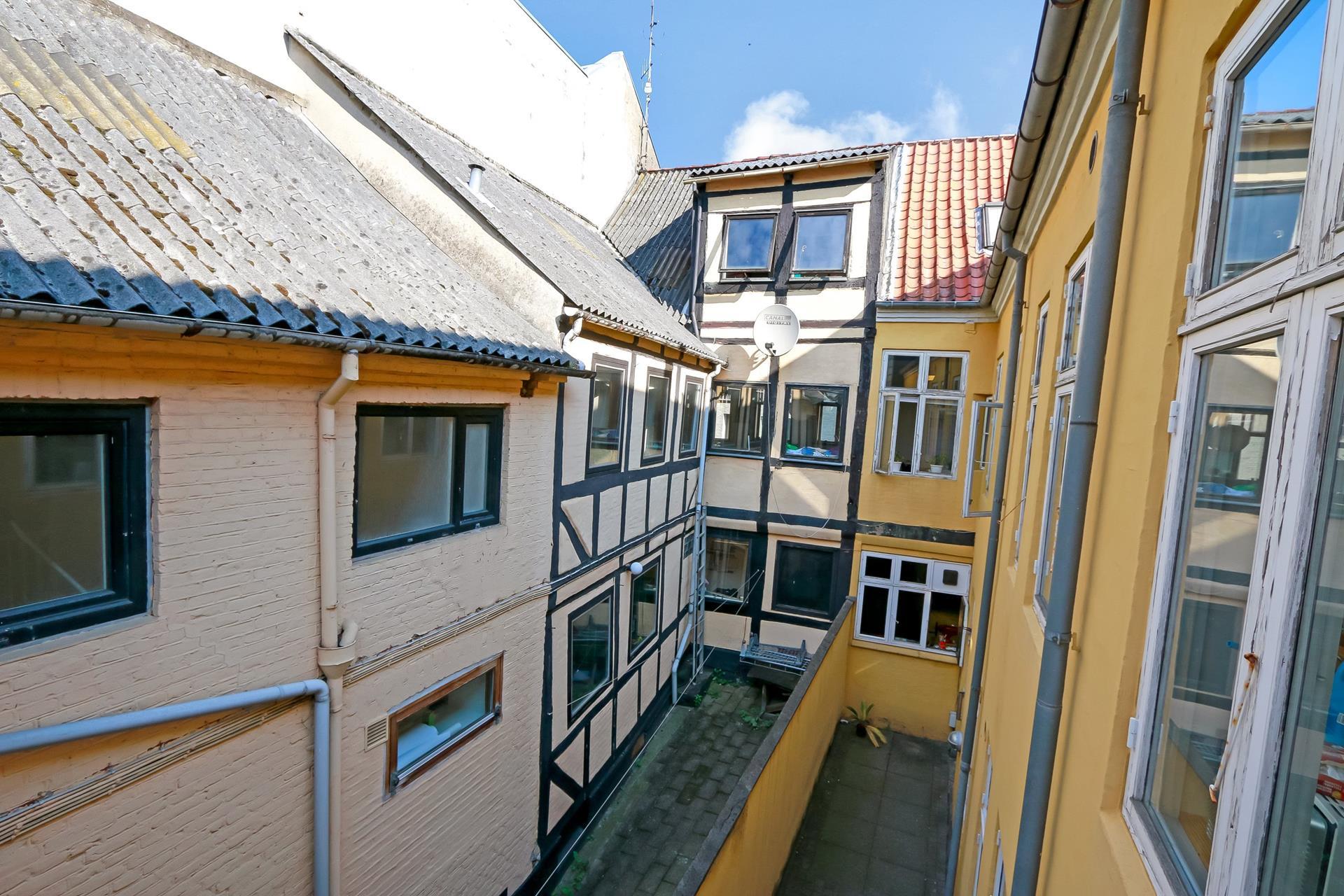 Bolig/erhverv på Brogade i Svendborg - Ejendommen