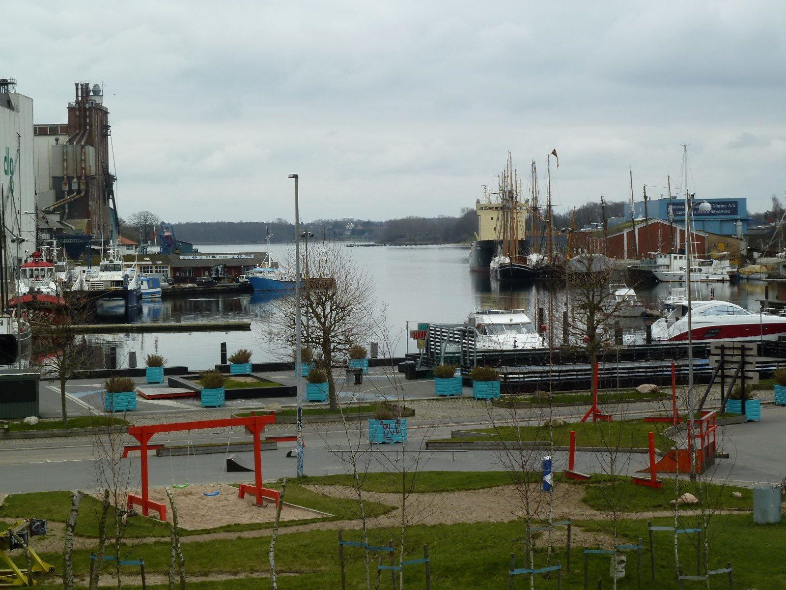 Bolig/erhverv på Havnegade i Svendborg - Andet