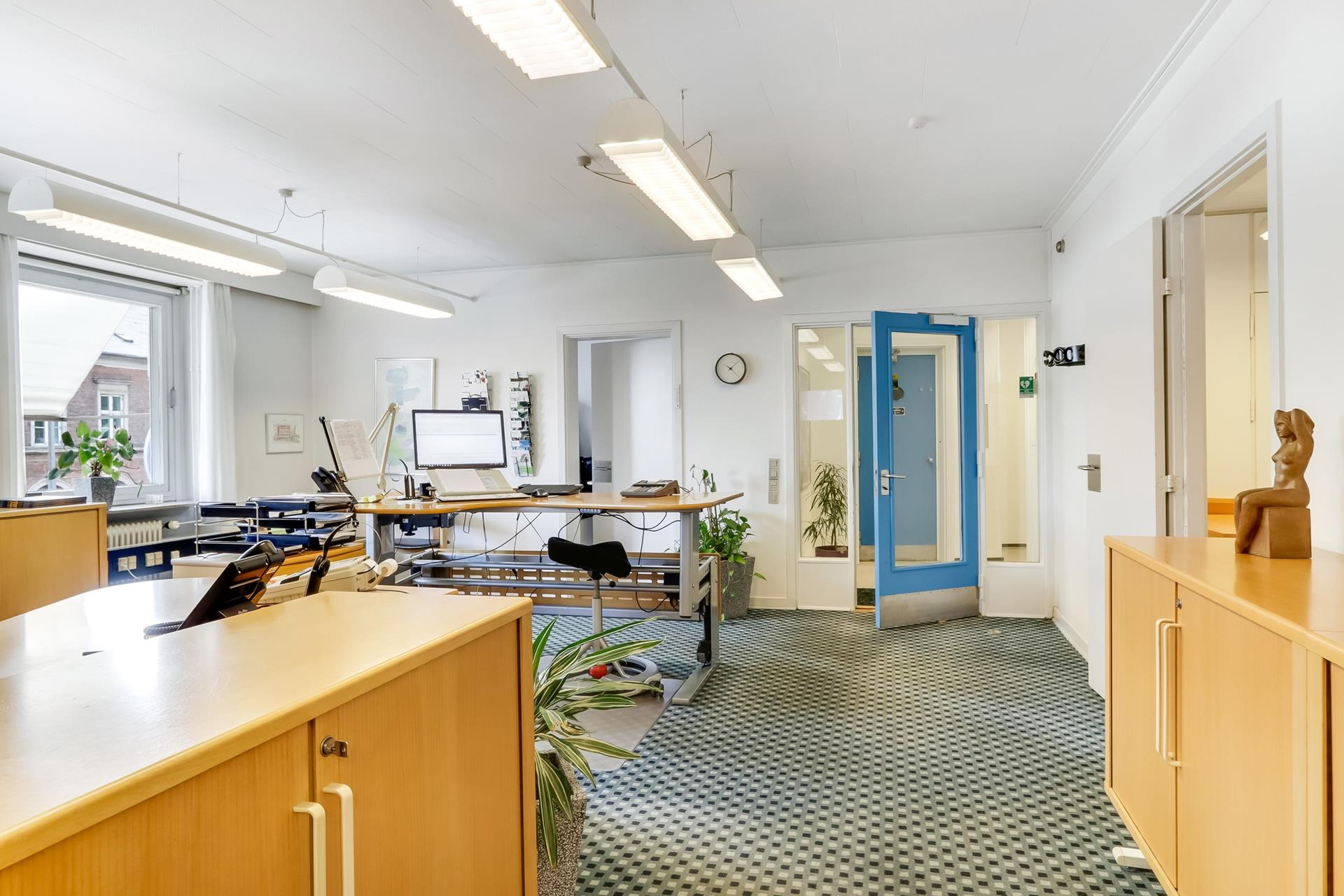 Bolig/erhverv på Klosterplads i Svendborg - Andet