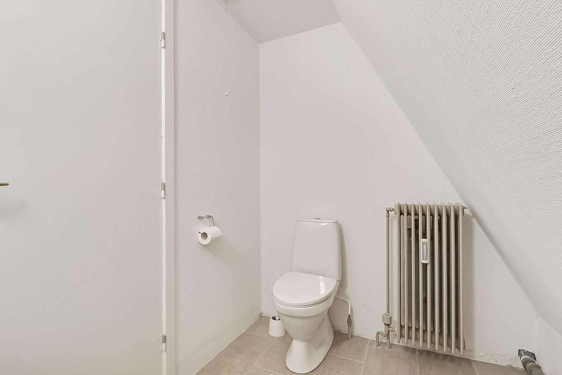 Bolig/erhverv på Østergade i Faaborg - Toilet