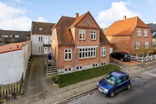 Boligudlejning på Ravnemøllevej i Svendborg - Ejendommen
