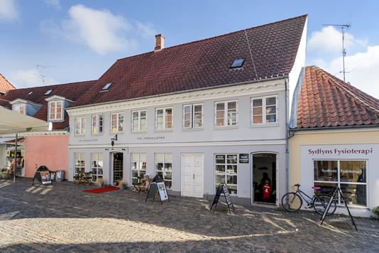 31 på Korsgade i Svendborg - Ejendommen