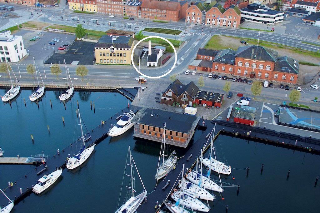 Bolig/erhverv på Jessens Mole i Svendborg - Andet