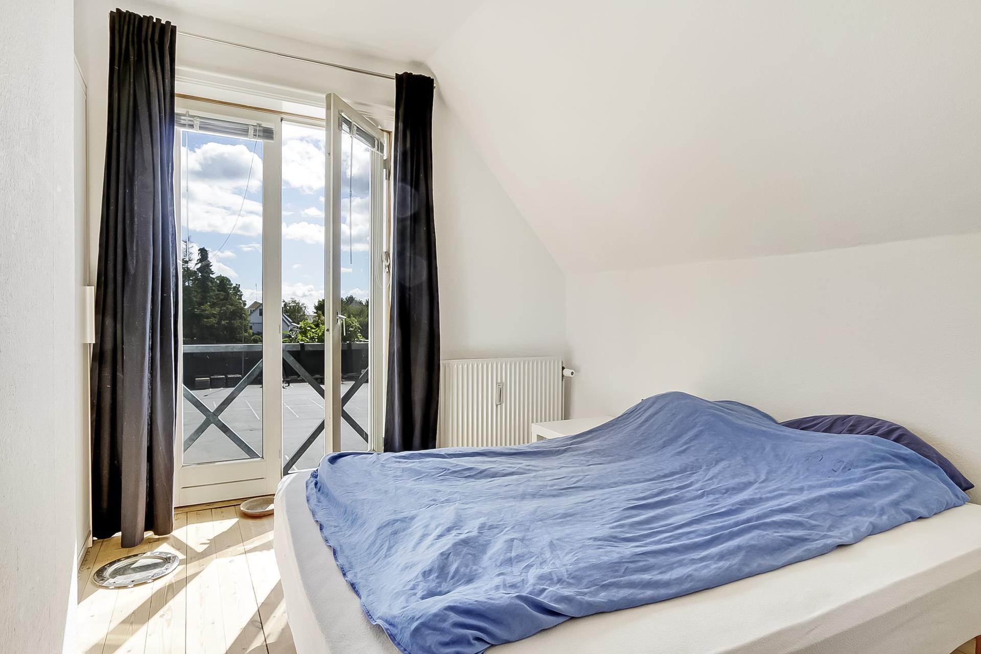 Bolig/erhverv på Mølmarksvej i Svendborg - Soveværelse