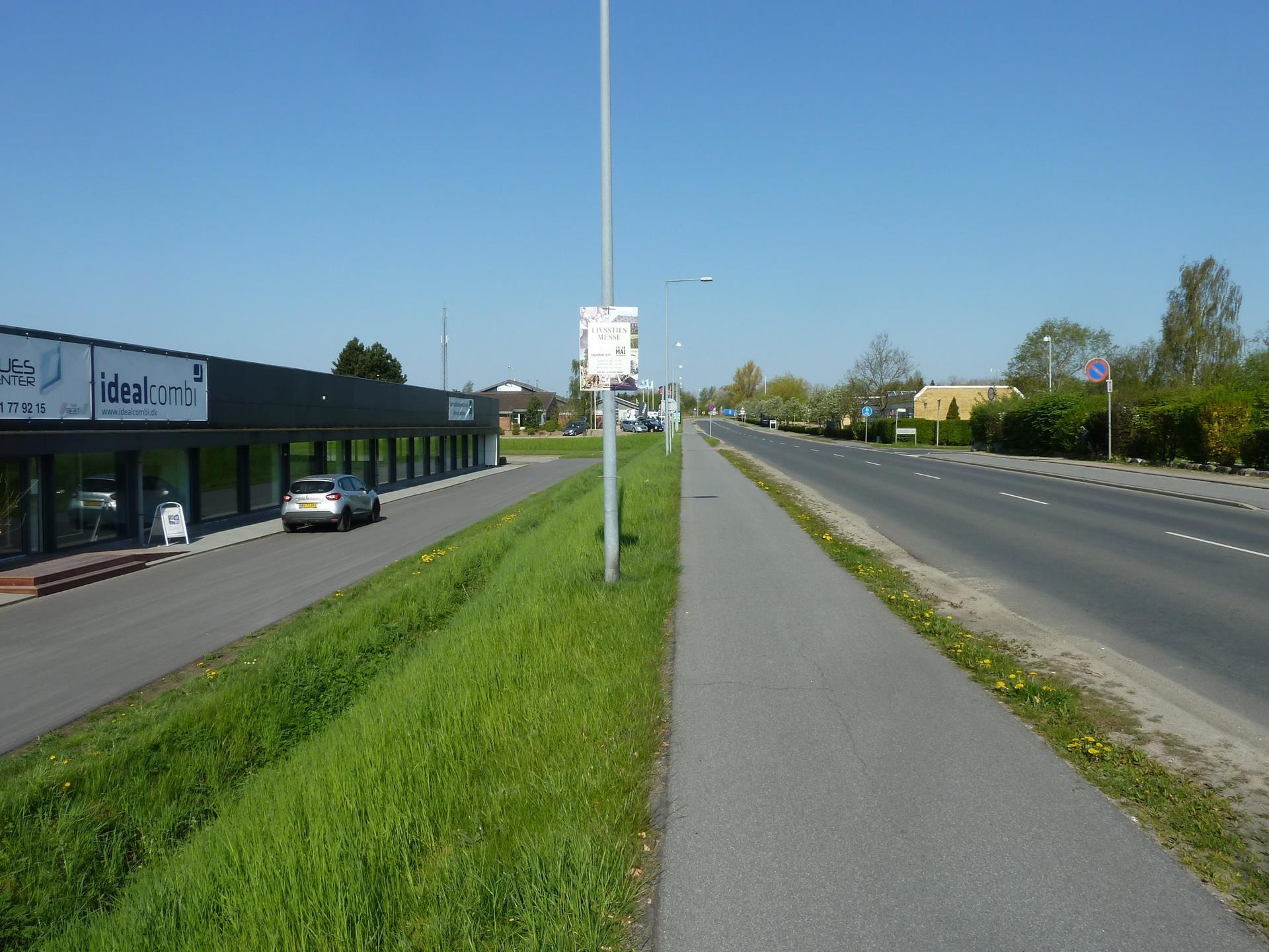 Detail på Ryttermarken i Svendborg - Andet