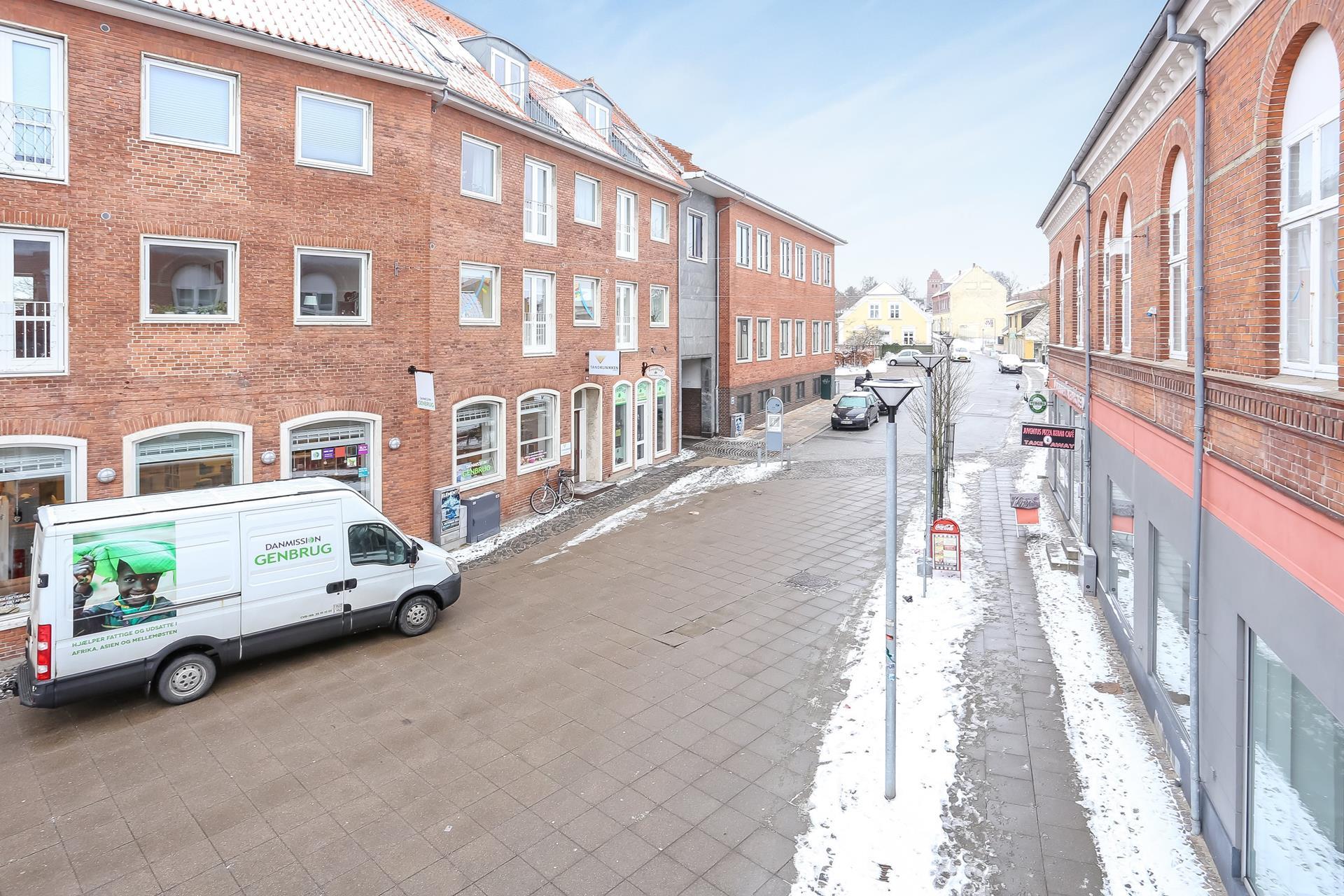 Andet på Kirkegade i Frederikssund - Ejendommen