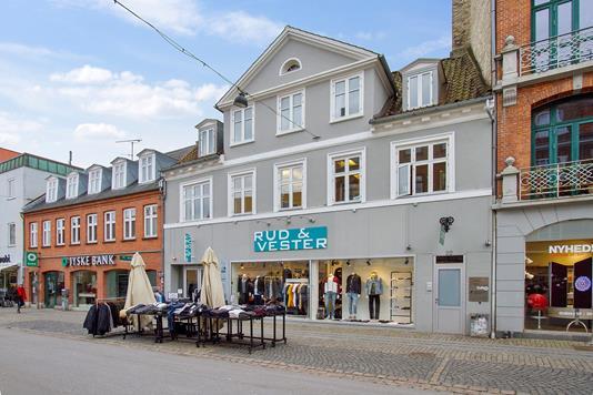 Kontor på Algade i Roskilde - Ejendommen