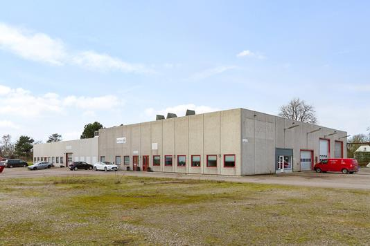 Produktion/lager på Byhavegårdsvej i Grevinge - Ejendommen