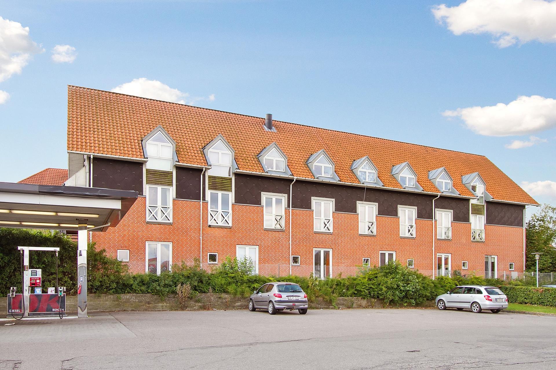 Boligudlejning på Bækgårdsvej i Borup - Ejendommen