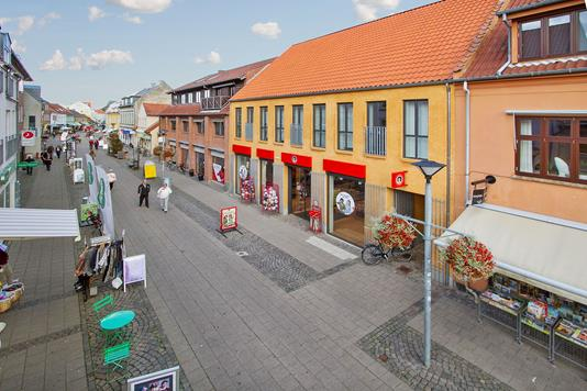 Projektejendom på Jernbanegade i Frederikssund - Ejendommen