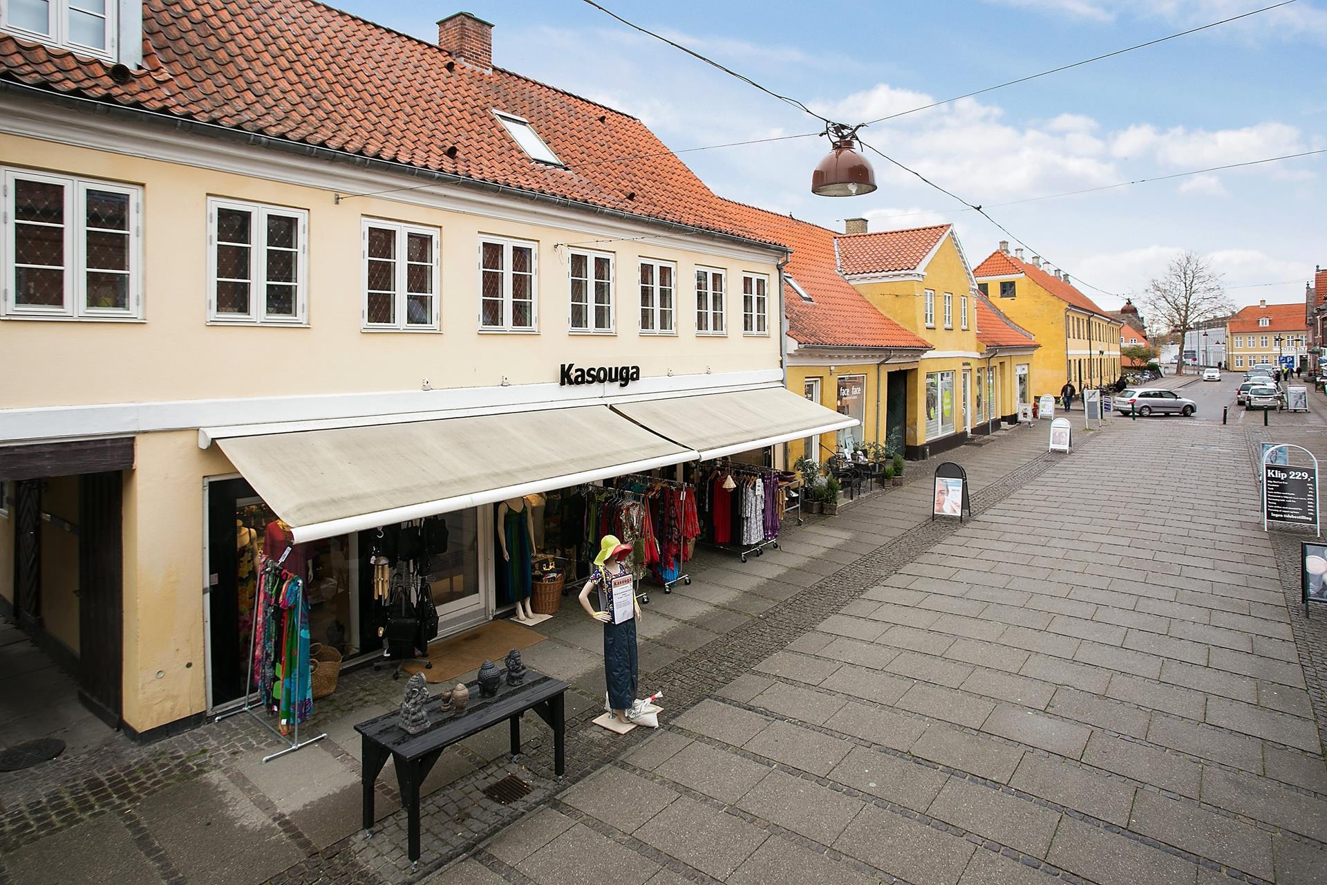 Bolig/erhverv på Nørregade i Køge - Andet