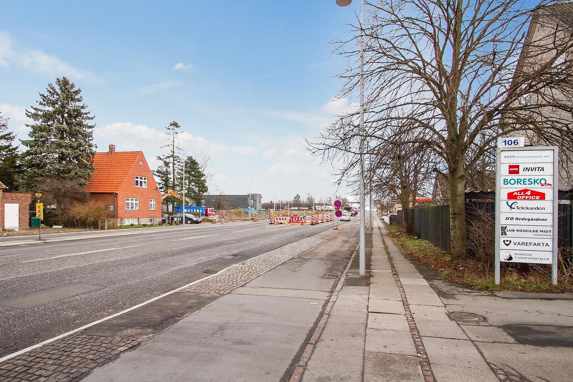 Boligudlejning på Københavnsvej i Roskilde - Område