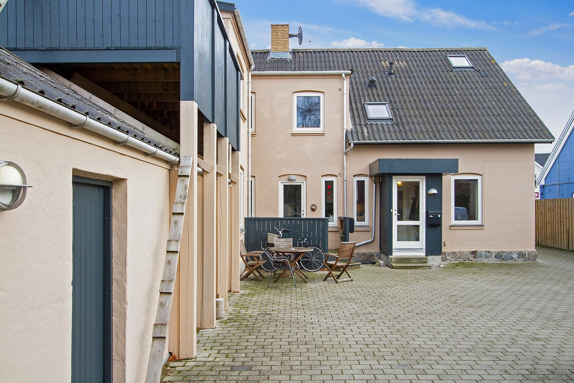 Boligudlejning på Ringstedgade i Roskilde - Ejendommen