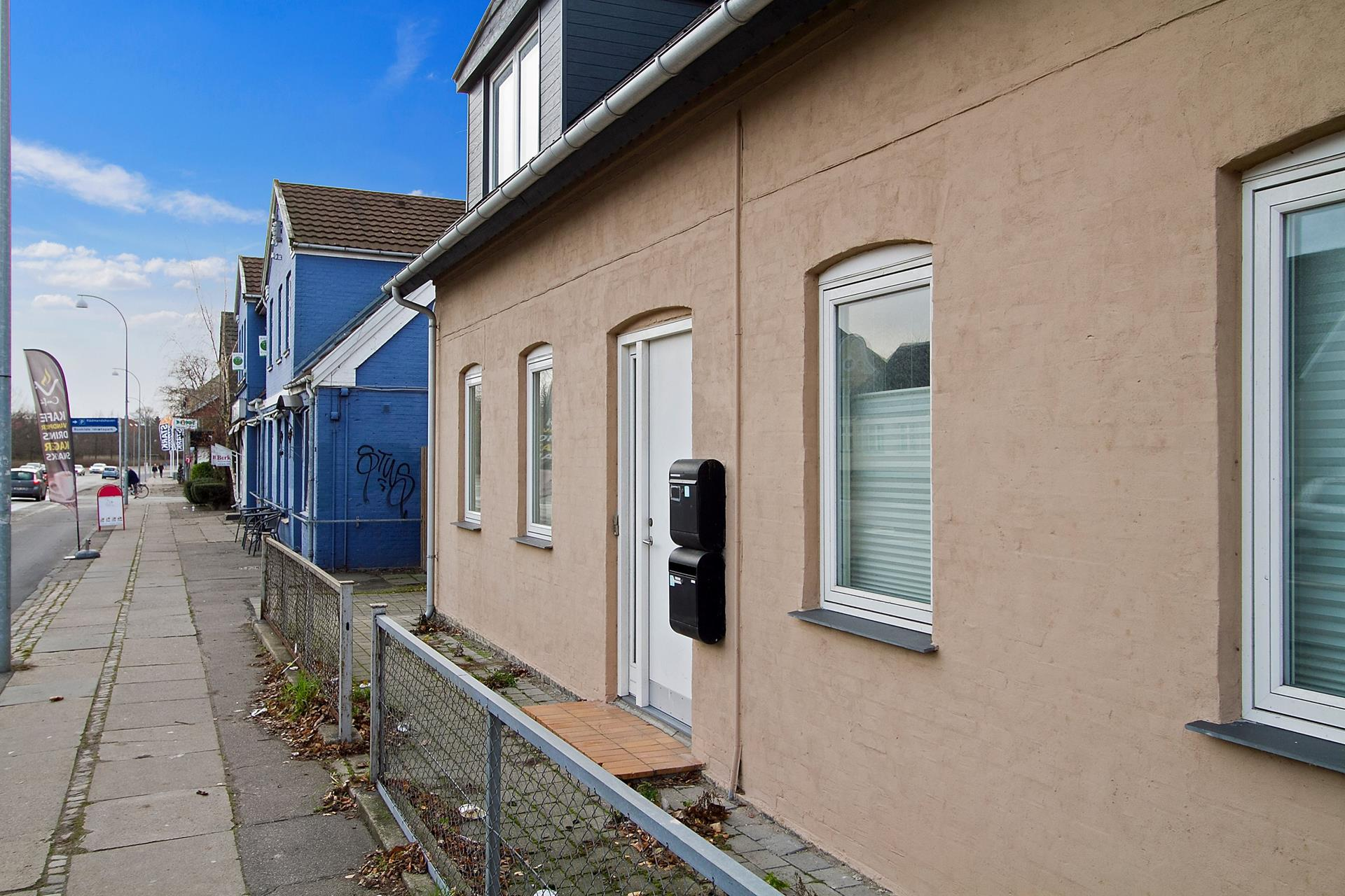 Boligudlejning på Ringstedgade i Roskilde - Standard udendørs