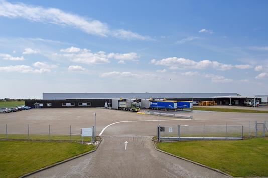 Produktion/lager på Centervej i Frederikssund - Ejendommen