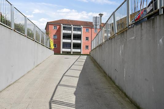 Andet på Holbækvej i Roskilde - Parkeringsareal