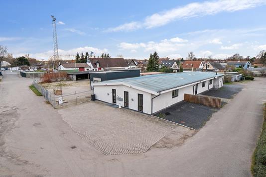 Produktion/lager på Sundvej i Køge - Ejendommen