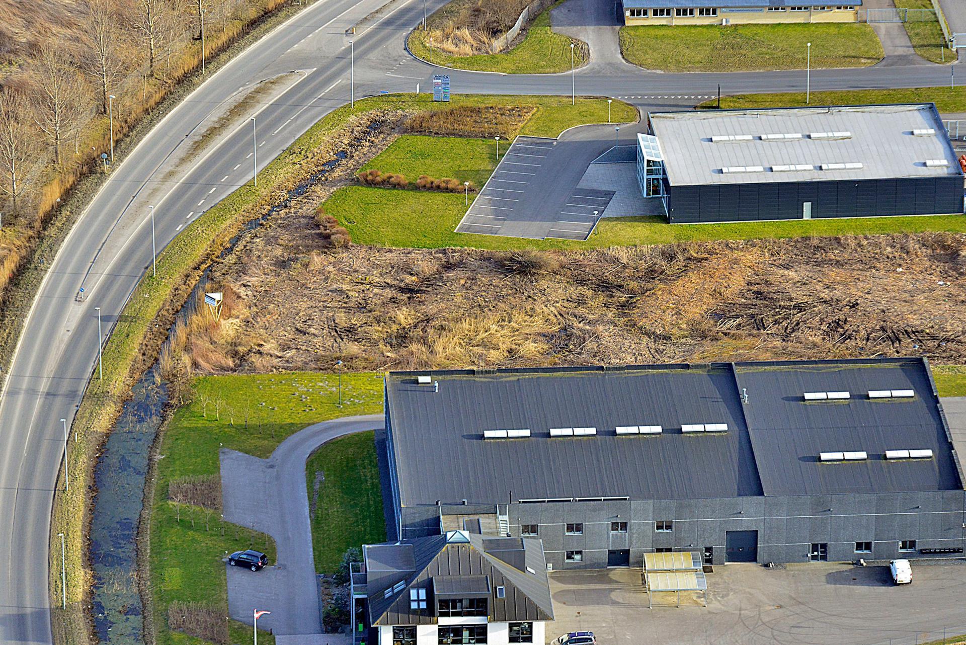 Erhvervsgrund på Valdemarshaab i Køge - Andet
