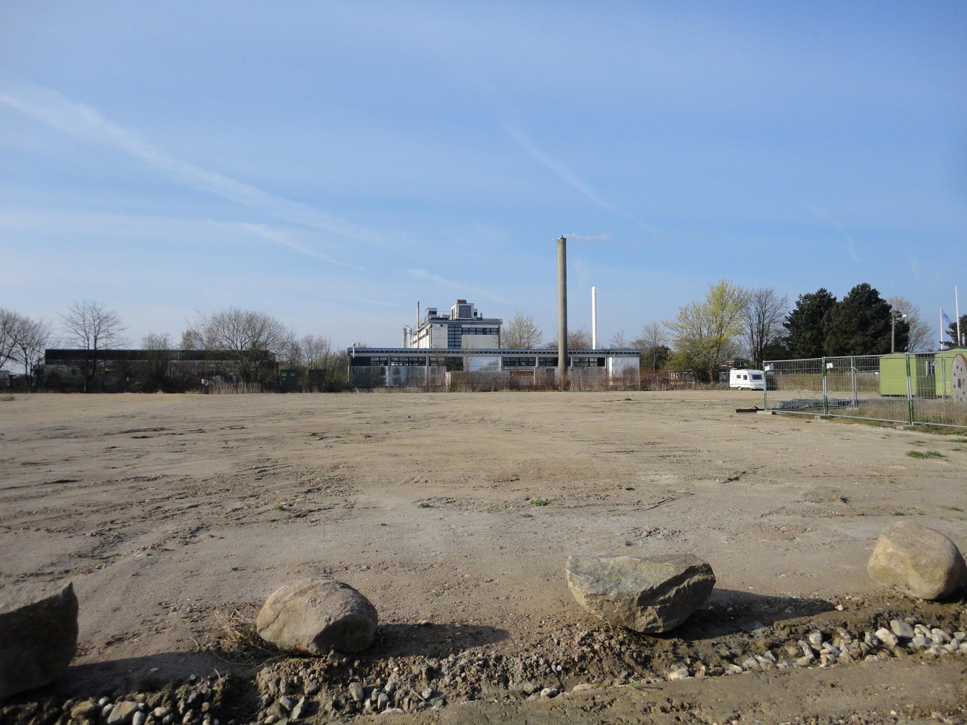Erhvervsgrund på Sundvej i Køge - Grund